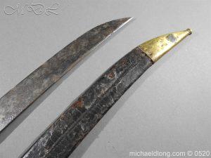 michaeldlong.com 8383 300x225 French Sabre Briquet c1816/30 87
