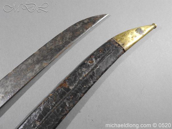 michaeldlong.com 8383 600x450 French Sabre Briquet c1816/30 87