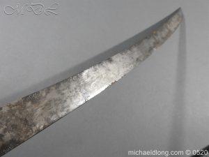 michaeldlong.com 8387 300x225 French Sabre Briquet c1816/30 87