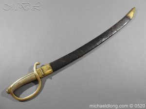 michaeldlong.com 8397 300x225 French Sabre Briquet c1816/30 87
