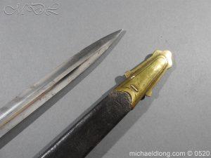 michaeldlong.com 8401 300x225 British Drummers Sidearm 1895 Pattern 32