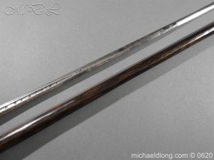 michaeldlong.com 8578 300x225 Victorian Gentlemens Sword Stick 17c Blade