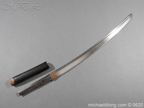 michaeldlong.com 8757 600x450 Japanese Sword Fullered Blade