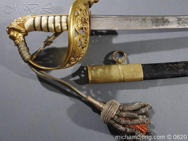 michaeldlong.com 8770 600x450 Dutch Naval Officer's Sword