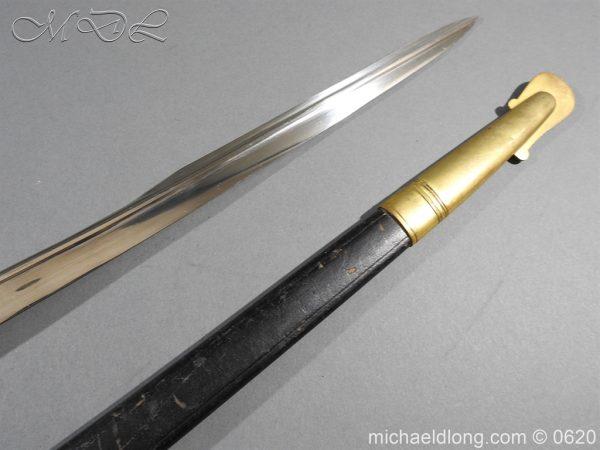 michaeldlong.com 8772 600x450 Dutch Naval Officer's Sword