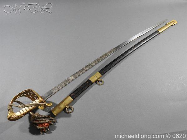 michaeldlong.com 8774 600x450 Dutch Naval Officer's Sword