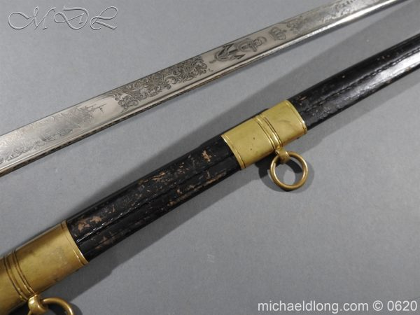 michaeldlong.com 8776 600x450 Dutch Naval Officer's Sword