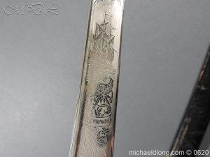 michaeldlong.com 8782 300x225 Dutch Naval Officer's Sword