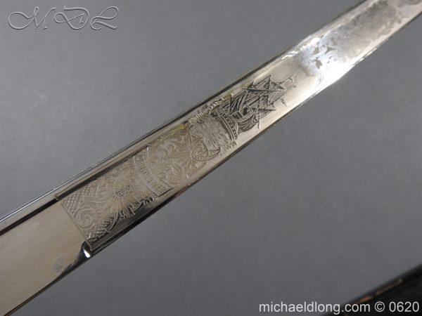 michaeldlong.com 8783 600x450 Dutch Naval Officer's Sword