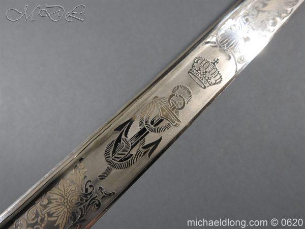 michaeldlong.com 8784 600x450 Dutch Naval Officer's Sword