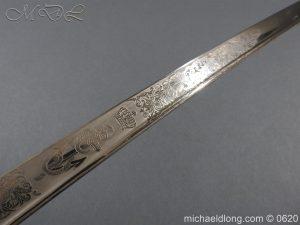 michaeldlong.com 8790 300x225 Dutch Naval Officer's Sword