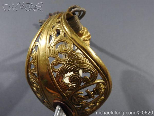 michaeldlong.com 8794 600x450 Dutch Naval Officer's Sword