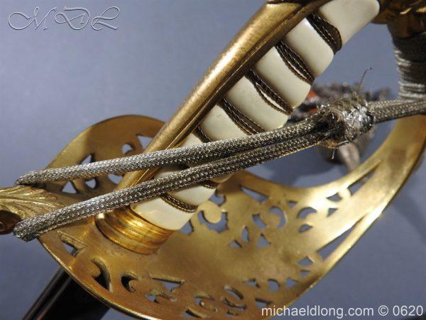 michaeldlong.com 8796 600x450 Dutch Naval Officer's Sword