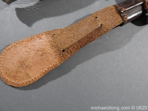michaeldlong.com 8849 600x450 Presentation Fairbairn Sykes Knife by Wilkinson Sword