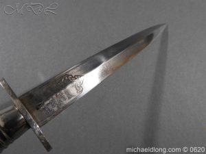 michaeldlong.com 8850 300x225 Presentation Fairbairn Sykes Knife by Wilkinson Sword