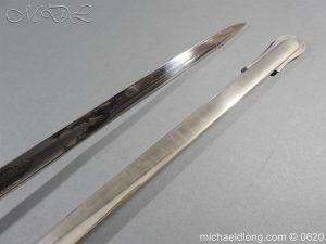 michaeldlong.com 8864 300x225 Sandhurst Anson Memorial Prize Sword by Wilkinson Sword