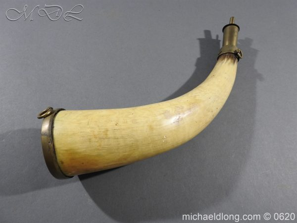 michaeldlong.com 8957 600x450 Percy Tenantry Powder Horn