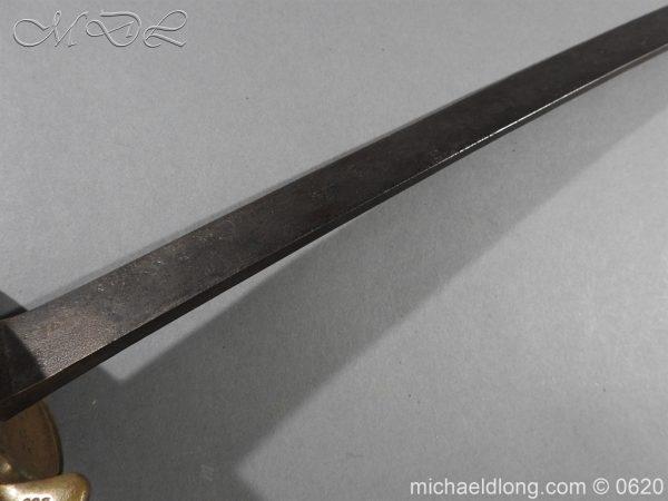michaeldlong.com 8970 600x450 Danish 1841 Military Hanger