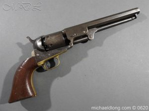 Colt 1851 Navy Percussion Revolver