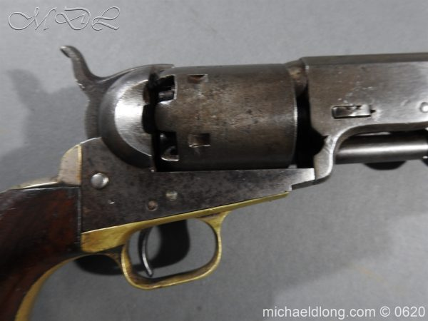 michaeldlong.com 8995 600x450 Colt 1851 Navy Percussion Revolver