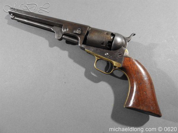 michaeldlong.com 8997 600x450 Colt 1851 Navy Percussion Revolver