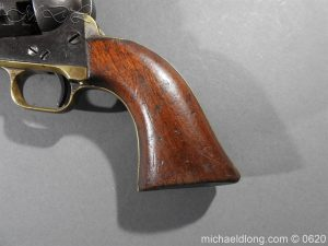 michaeldlong.com 8998 300x225 Colt 1851 Navy Percussion Revolver