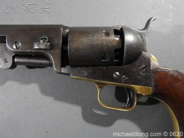 michaeldlong.com 8999 600x450 Colt 1851 Navy Percussion Revolver