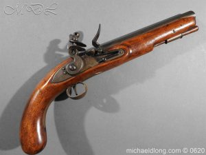 Flintlock Pistol by Blake