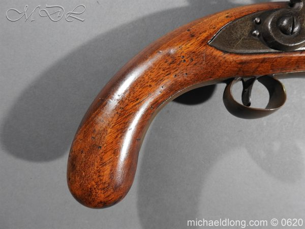 michaeldlong.com 9096 600x450 Flintlock Pistol by Blake