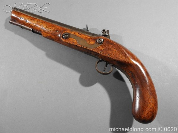 michaeldlong.com 9103 600x450 Flintlock Pistol by Blake