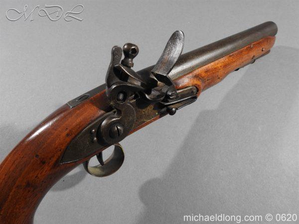 michaeldlong.com 9108 600x450 Flintlock Pistol by Blake