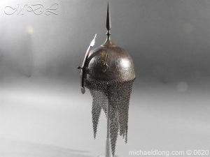 michaeldlong.com 9120 300x225 Indo Persian Kula Khud Helmet 19c