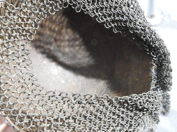 michaeldlong.com 9127 600x450 Indo Persian Kula Khud Helmet 19c