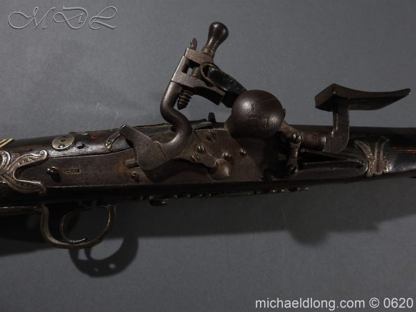 michaeldlong.com 9132 600x450 Morroccan Mukahla Rifle 19th century