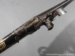 michaeldlong.com 9142 300x225 Morroccan Mukahla Rifle 19th century