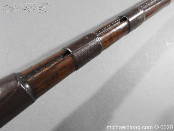 michaeldlong.com 9147 600x450 Morroccan Mukahla Rifle 19th century