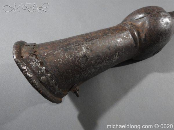 michaeldlong.com 9159 600x450 Indian Pata 18th Century