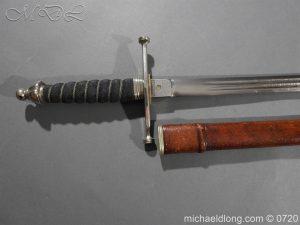 michaeldlong.com 10021 300x225 Scottish Cross Hilt Sword London Scottish Rifle Volunteers