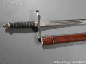 michaeldlong.com 10025 300x225 Scottish Cross Hilt Sword London Scottish Rifle Volunteers