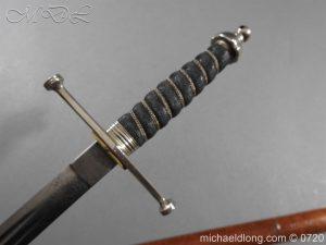 michaeldlong.com 10041 300x225 Scottish Cross Hilt Sword London Scottish Rifle Volunteers