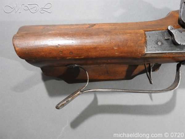 michaeldlong.com 10111 600x450 Snaphaunce Musket c1630