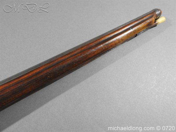 michaeldlong.com 10114 600x450 Snaphaunce Musket c1630