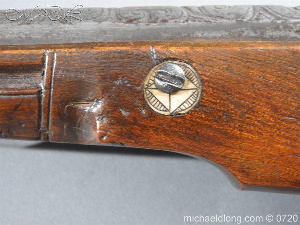 michaeldlong.com 10125 600x450 Snaphaunce Musket c1630