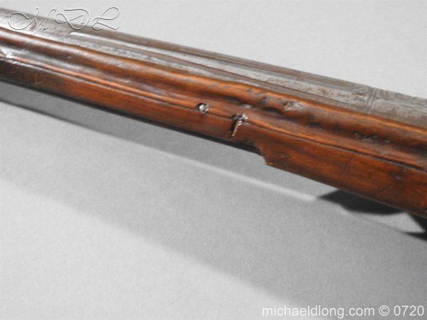 michaeldlong.com 10127 600x450 Snaphaunce Musket c1630