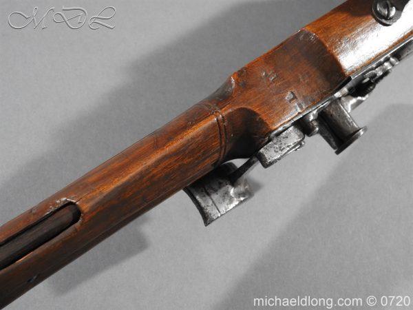 michaeldlong.com 10129 600x450 Snaphaunce Musket c1630