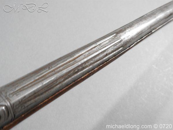 michaeldlong.com 10134 600x450 Snaphaunce Musket c1630