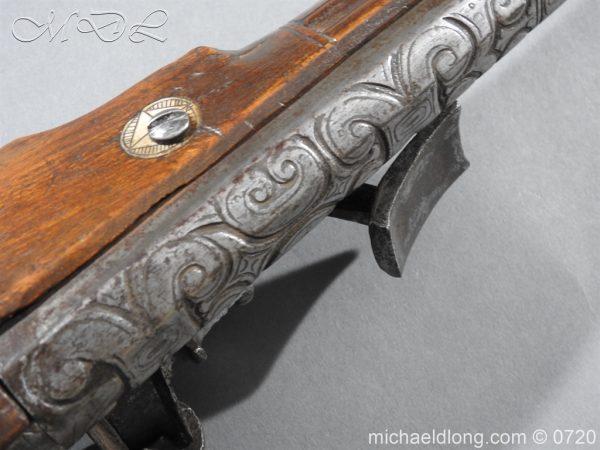 michaeldlong.com 10135 600x450 Snaphaunce Musket c1630