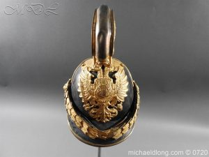 Austrian Dragoon Helmet