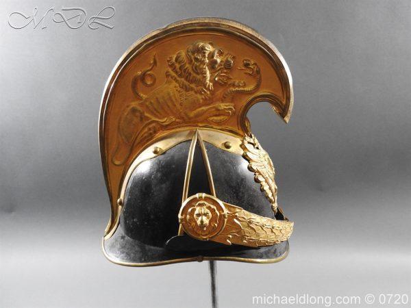 michaeldlong.com 9329 600x450 Austrian Dragoon Helmet