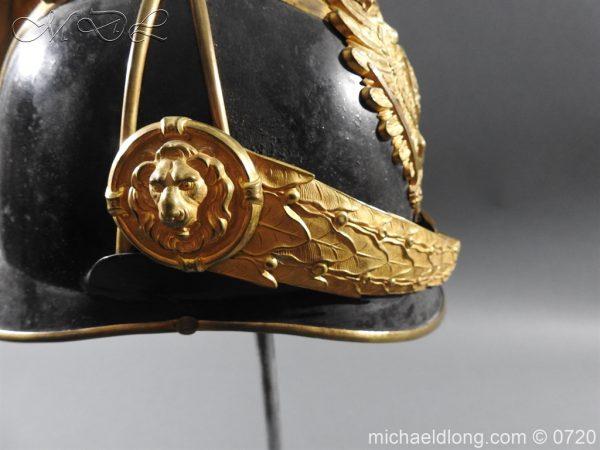 michaeldlong.com 9331 600x450 Austrian Dragoon Helmet